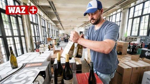 """Beliebte Duisburger Weinbar """"Kalt.Weiss.Trocken"""" umgezogen"""