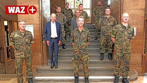 Bundeswehr: Wir kommen wieder, wenn Bottrop uns braucht
