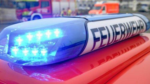 Brand in Herne: Feuerwehr verhindert Ausbreitung des Feuers