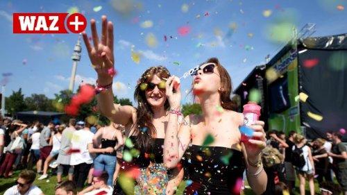 Juicy Beats und Park Sessions: Ein Hauch von Festivalgefühl