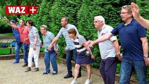 Boule: Was Rentner in Witten gegen Einsamkeit tun