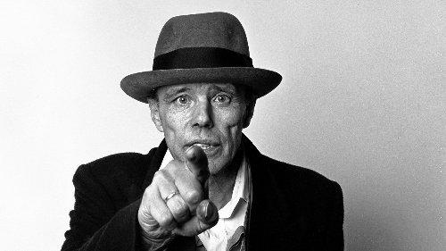 Joseph Beuys, Revolutionär und Wanderprediger der Kunst
