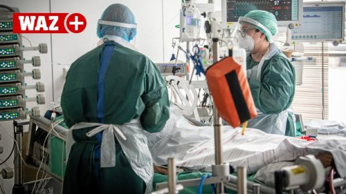 Oberhausen: Jüngere und Ungeimpfte auf den Intensivstationen