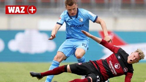 VfL Bochum: Abschied von Eisfeld - Torwarttalent im Kader