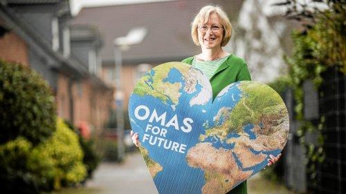 """Klimaaktion: """"Omas for Future"""" radeln von Moers nach Berlin"""