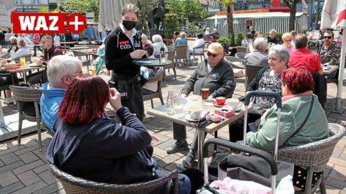 Wirte können in Bottrop kostenlos Außengastro anbieten
