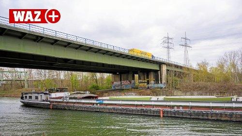 A43 in Herne wegen Brückenschäden ab Montag für Lkw gesperrt