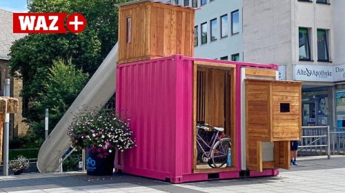 Bochum: Obdachlose schlafen auf Spielplatz: Eltern verärgert