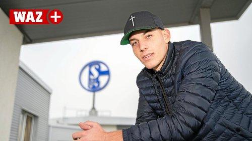 Timo Beckers Profi-Glück auf Schalke: Der Zufall half mit