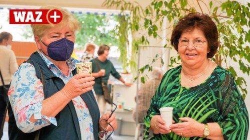 Letzter Verkaufstag bei Sandra's Modique in Sprockhövel