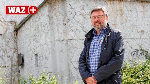 Heller Reschop-Bunker in Hattingen wird jetzt zum Wohnhaus