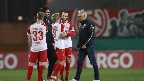 LIVE! RWE startet mit Engelmann beim Wuppertaler SV