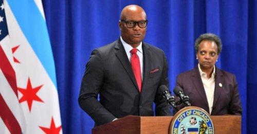 Chicago's Mayor And Top Cop Trash Kim Foxx For Challenging CPD's Gun Arrest Priorities