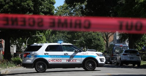 Chicago Leads The Nation In Mass Shootings, Averaging About One Per Week