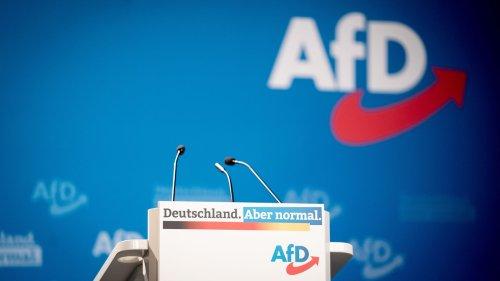 AfD-Landesvize Schild tritt zurück