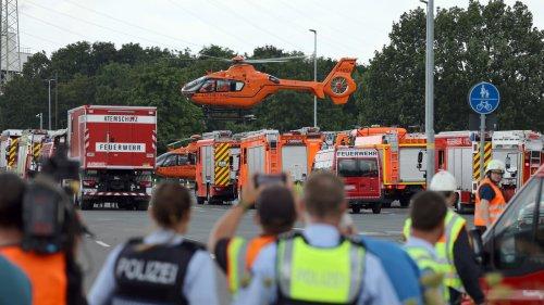 Live-Ticker: Weiteres Todesopfer nach Explosion im Leverkusener Chempark