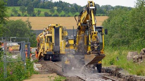 Bahnstrecke zwischen Aachen und Trier wird erneuert