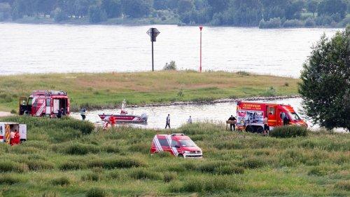 Badeunfall in Duisburg: Polizei stellt Suche nach Vermissten ein