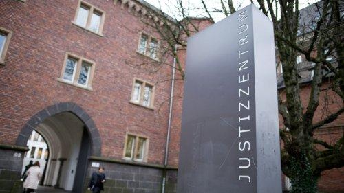 Prozess in Aachen um Mordkomplott gegen schwangere Frau