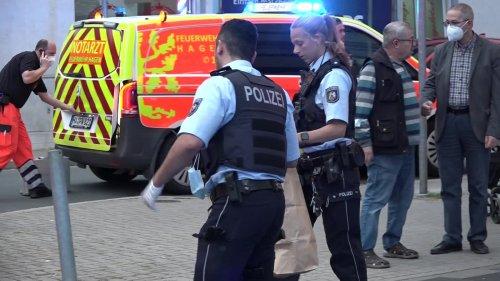 Hagen: Junge Männer greifen bei Messerattacke ein