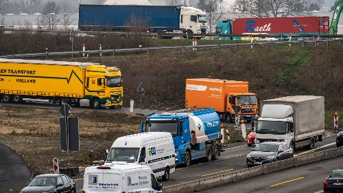 Weitere Sperrung im Autobahnkreuz Herne für ein Jahr