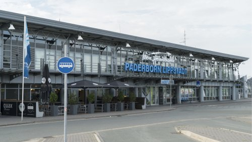 Transportflugzeuge bringen medizinische Hilfsgüter von Paderborn nach Namibia