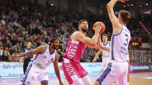 Basketball, Bundesliga: Baskets Bonn - Fraport Frankfurt 86:76, 4. Spieltag