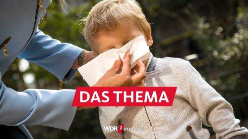 """Erkältungswelle bei Kindern - Infekte werden """"nachgeholt"""""""