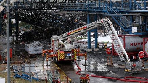 Live-Ticker: Keine Dioxin-Rückstände nach Brand im Chempark Leverkusen