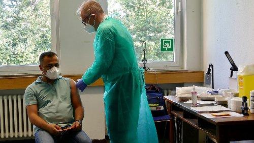 Impfung von Obdachlosen und Flüchtlingen in Städteregion Aachen