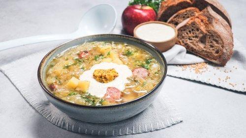 Eifeler Sauerkrautsuppe