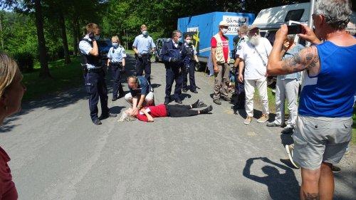 Nach Polizeieinsatz: Präses schreibt Innenminister Reul