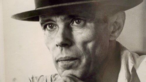 Joseph Beuys - fotografiert von Ute Klophaus