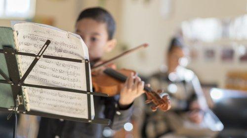 Grundschüler können bald vier Jahre lang ein Instrument lernen