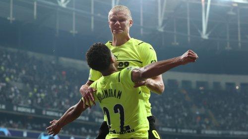 CL: Borussia Dortmund, RB Leipzig in der Gruppenphase