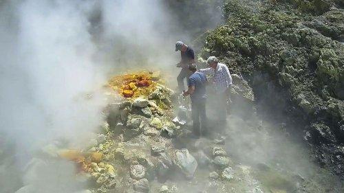 Ätna, Vesuv und Italiens Supervulkan: die Phlegräischen Felder