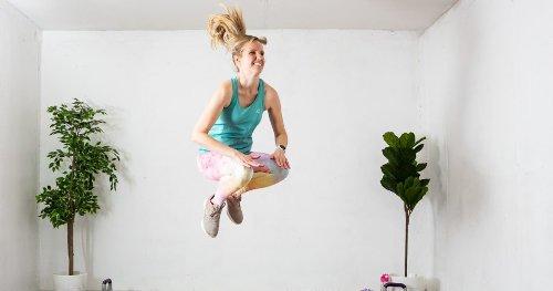 Hocksprung Tutorial – So trainierst du Beine und Po!