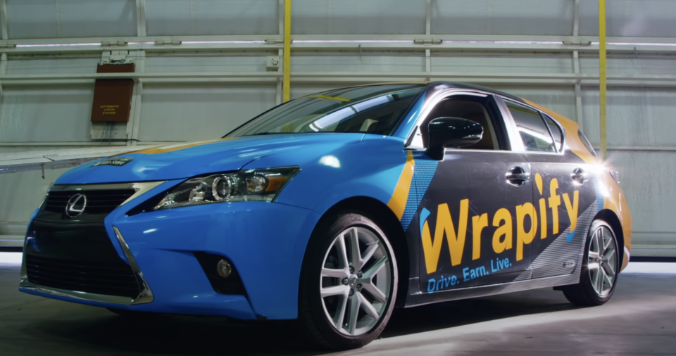 3 Companies That Will Pay to Advertise on Your Car Right Now
