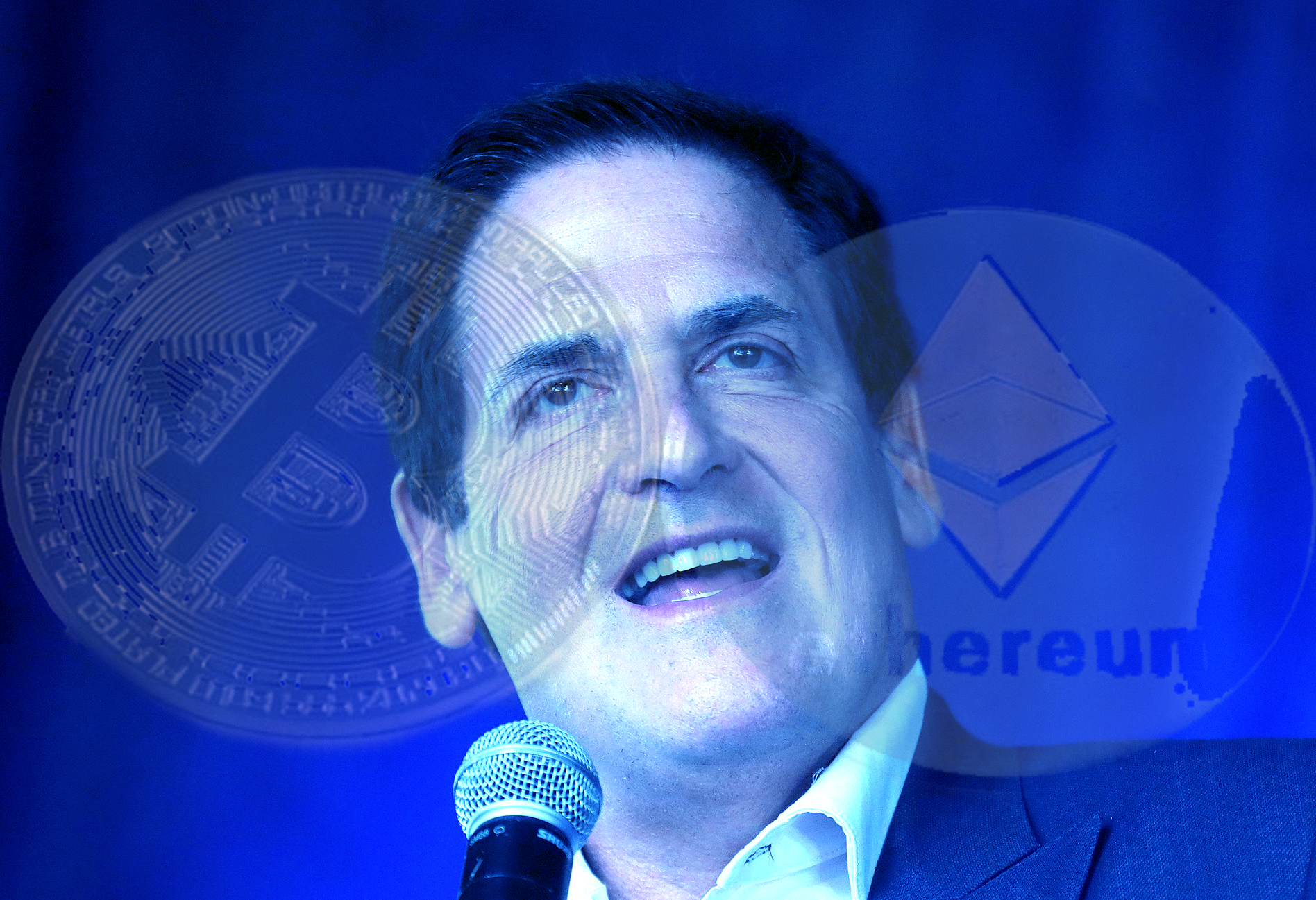 What's Better Than Bitcoin? Mark Cuban Gives Three Reasons Ethereum 'Dwarfs' It.