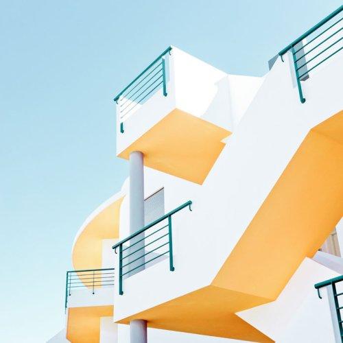 Minimalist Architectural Photography