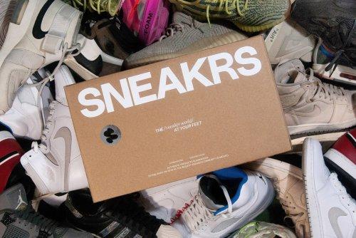 SNEAKRS Brand & Packaging Design by Brada