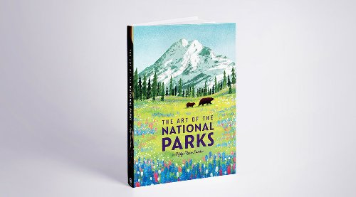 Art Book: The Art of the National Parks