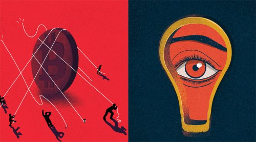 Conceptual Illustrations by Pablo Tesio
