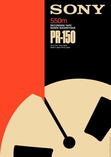 Retro Brand & Videotape Posters by Xavier Esclusa Trias