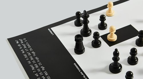 Schackbräde Chess Games by fagerström