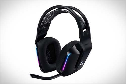 Logitech G733 Lightspeed Wireless Gaming Headset | Infinity Masculine