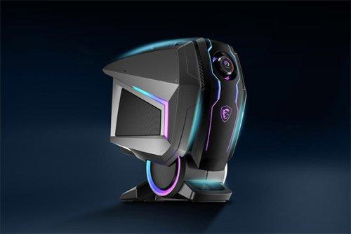 MSI MEG Aegis Ti5 Gaming PC | Infinity Masculine