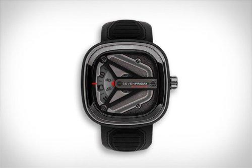 SevenFriday M3/01 Spaceship Watch | Infinity Masculine