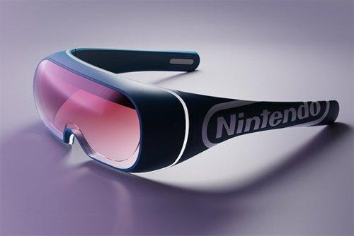 Nintendo Switch AR-VR Glasses | Infinity Masculine