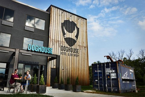 Doghouse beer hotel is the bachelor pad of the hotels | Infinity Masculine